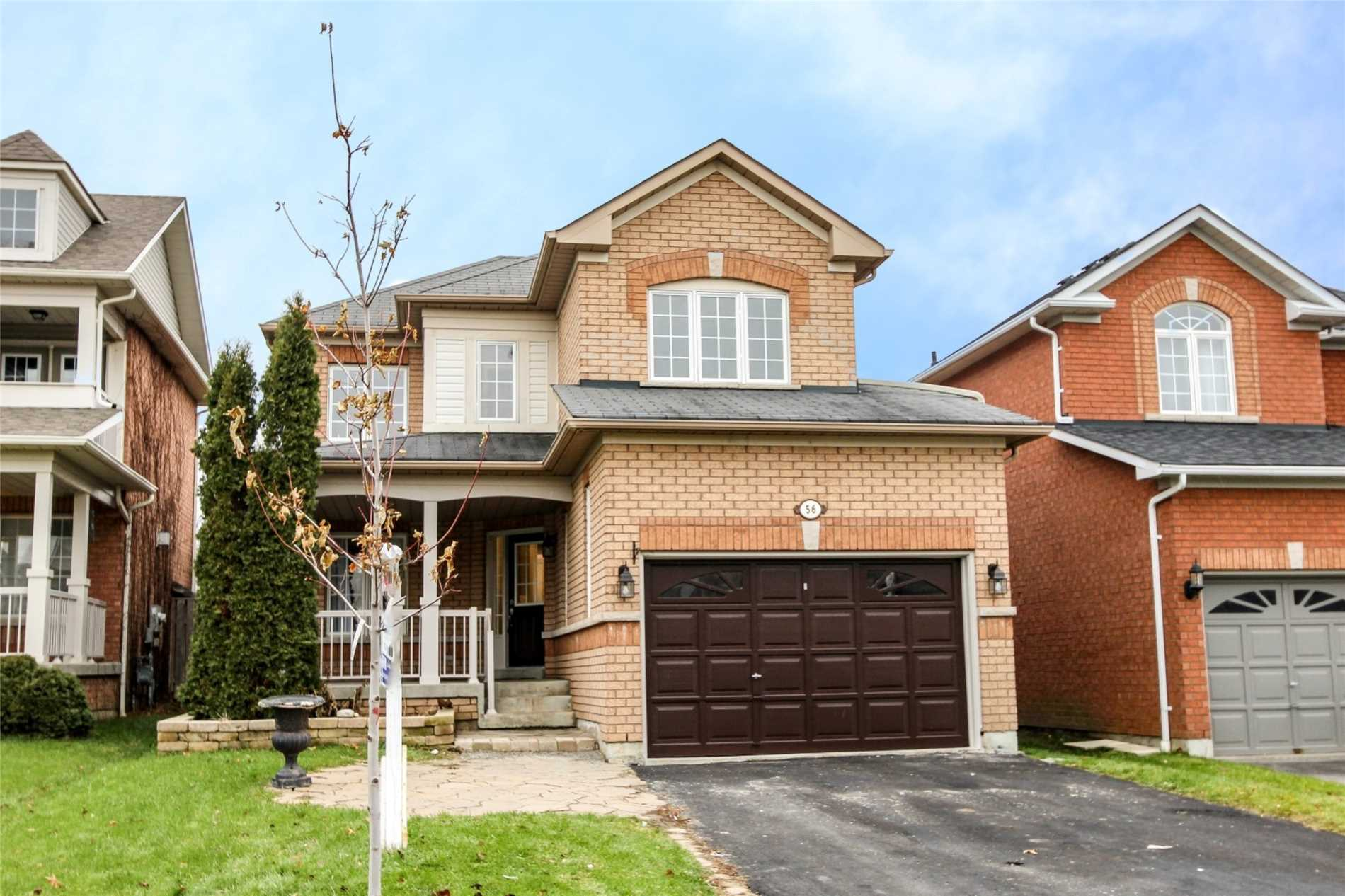 56 Fitzpatrick Crt, Whitby Ontario, Canada